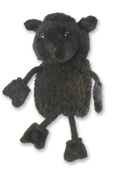 Baa Baa Black Sheep Finger Puppet by The Puppet Company