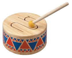 Toddler Drum from Plan Toys