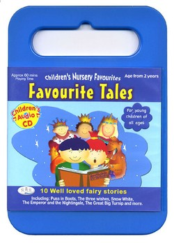 Kidz Case Favourite Tales