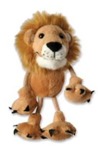 Lion Finger Puppet by The Puppet Company