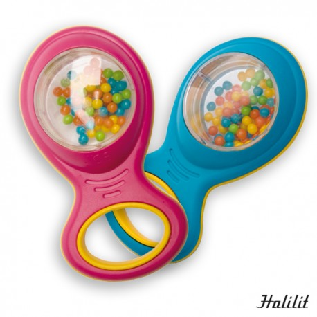 Image shows Halilit Baby Shakers