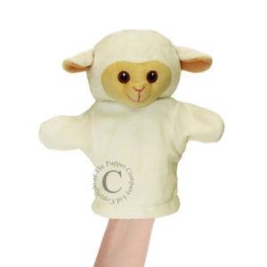 Lamb Hand Puppet